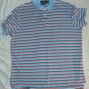 Ralph Lauren Polo Shirt Men's XL EUC